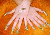 Как восстановить ногти после зимы